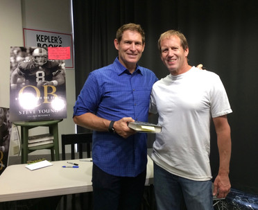 """How Steve Young Teaches Us That Our """"Divide"""" is Mythical"""