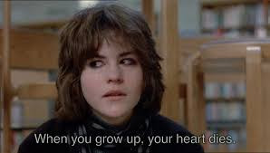 How to Be Happy (Or at Least Feel Better) Watch This Movie Scene -- The Breakfast Club.