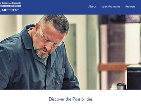 New Website Launches for Business Loan Programs