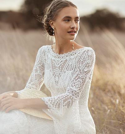 Lace Wedding Dresses Devon and Cornwall