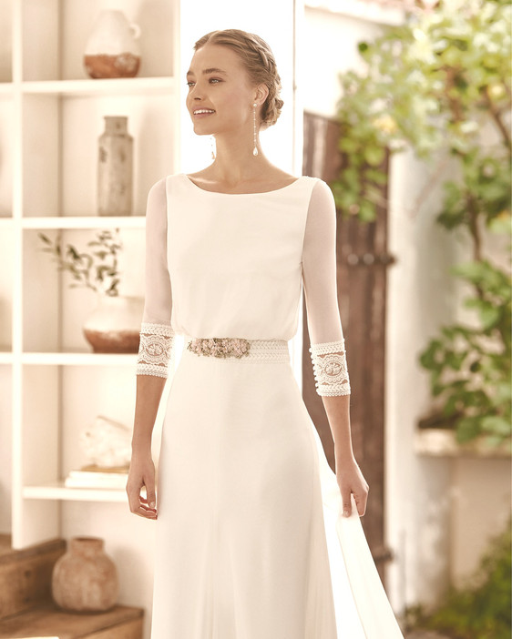 Rosa Clara 2022 COLLECTION - Stockists at Evolved Bridal, Devon and Cornwall