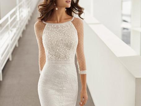 Sneak Peek at Rosa Clara Dresses