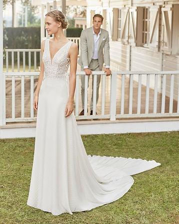 Light wedding dresses. Garden, floral and outdoor wedding dresses at Evolved Bridal Shop. Devon, Cornwall and Somerset Bridal Shop