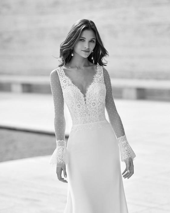 Rosa Clara 2022 Mainline Wedding Dresses in Devon and Cornwall