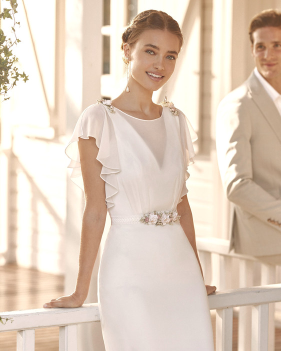 Comfortable yet Beautiful Wedding Dresses