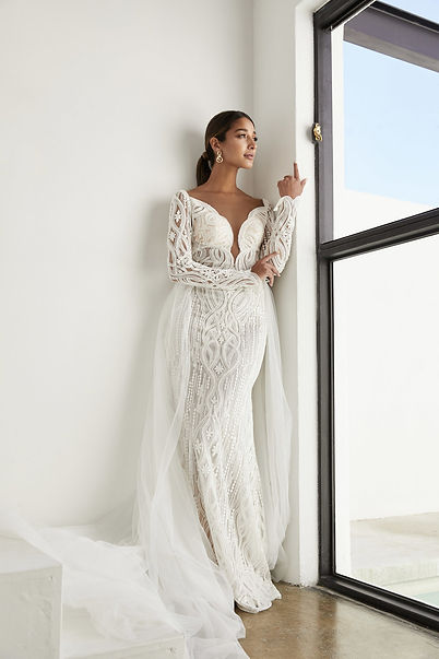 Luxury wedding dresses devon and cornwall