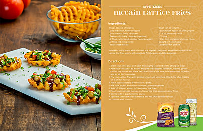 Client: Canada Dry  Agency: Ethnicity  Project: Diwali Recipe Book  Photography: TBM