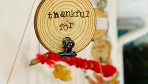 Giving Thanks for an Attitude of Gratitude