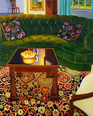 9)Conversations-30x24, oil on canvas.jpg