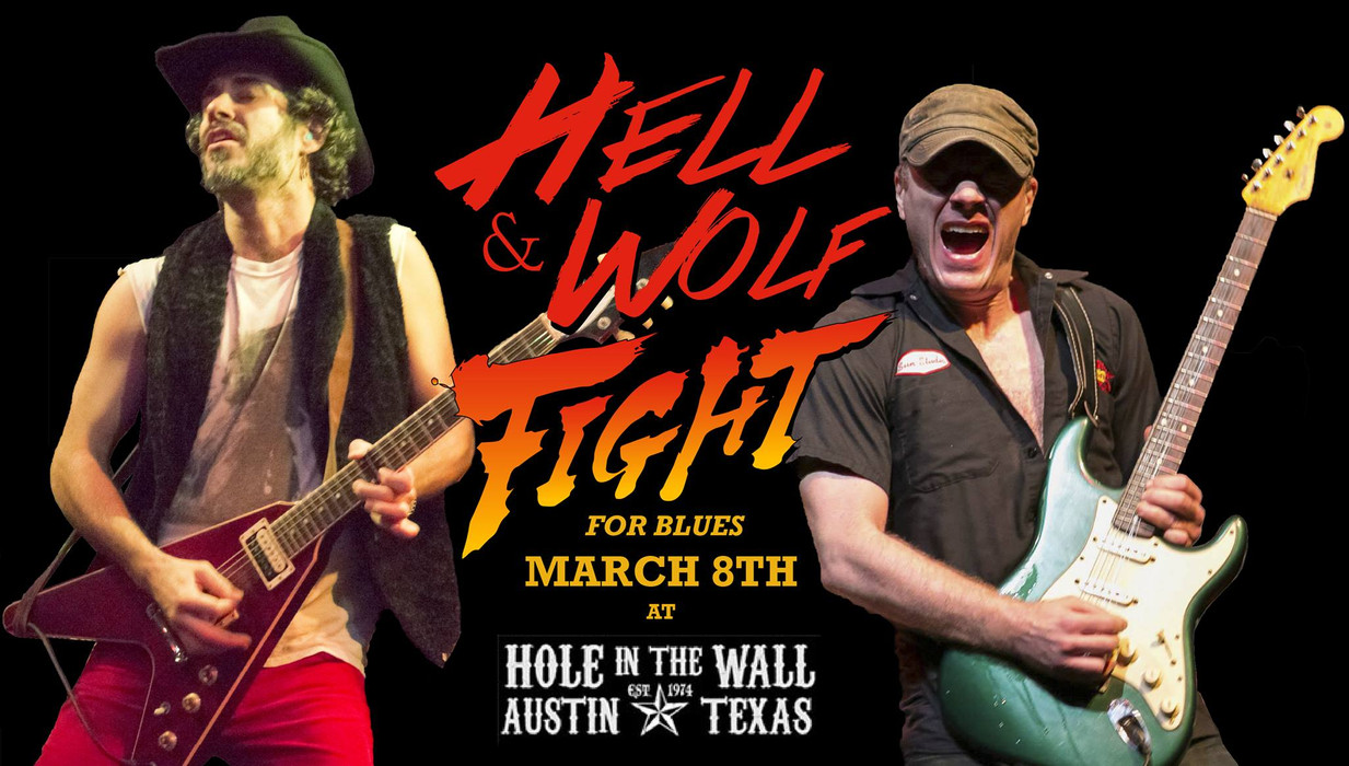 Hell & Wolf fight for blues