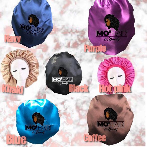 MHB XXL Silk Banded Bonnet