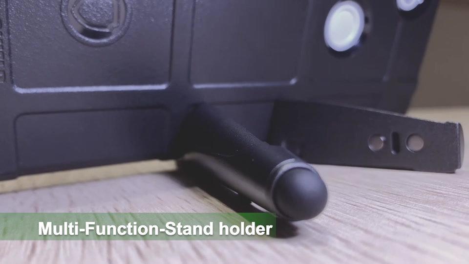 Claw bracket stylus