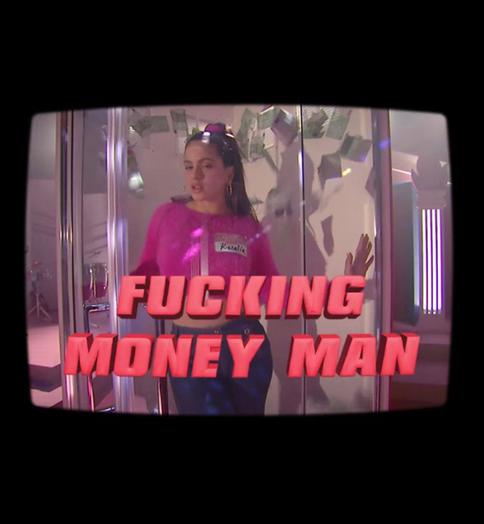 Rosalia: Fucking Money Man