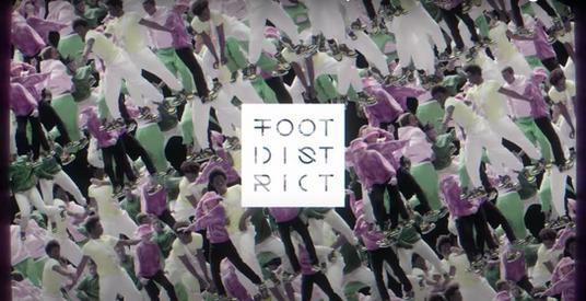 NIKE DUNK X FOOT DISTRICT