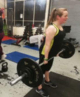 Marcus Morris is a strength training specialist in Burnley