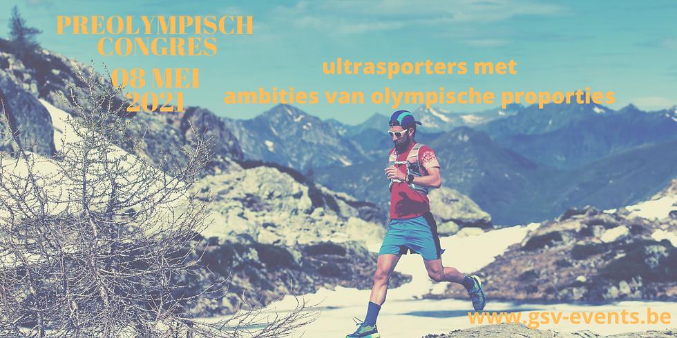 Preolympisch congres - ultrasporters met olympische ambities
