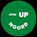 Open Up Noord_Logo Rotterdam Groen.png