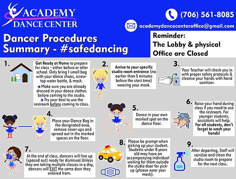 academy dance center, columbus ga, dance schools, ballet, tap, jazz, kids dance, safe dancing