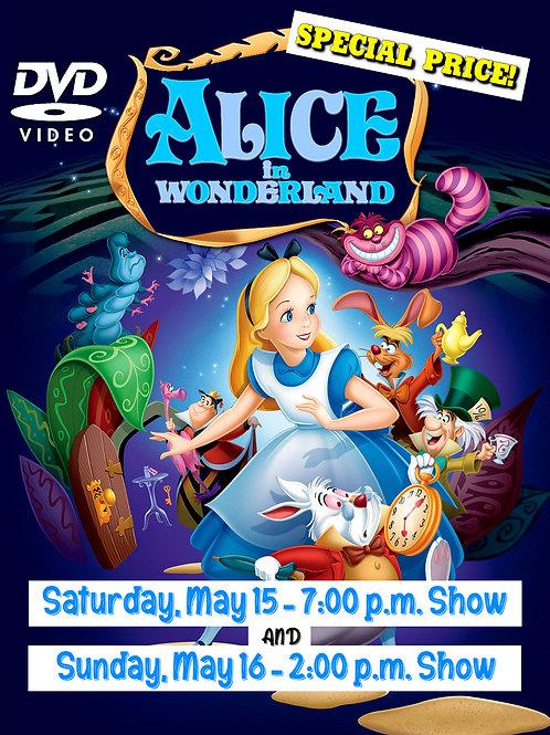 (2) Show DVD Sets: Sat. May 15 & Sun. May 16