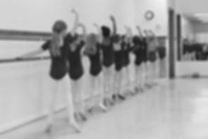 Academy Dance Ballet Class