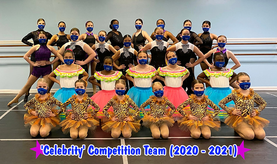 Academy Dance Competition Team