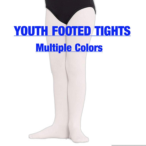 Youth Footed Tights