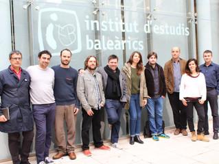 Encuentro Institut de Estudis Balearics & The BASE