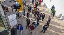 """PRESENTACIÓN  de The Base en Palma de Mallorca Museo """"Es Baluard"""""""