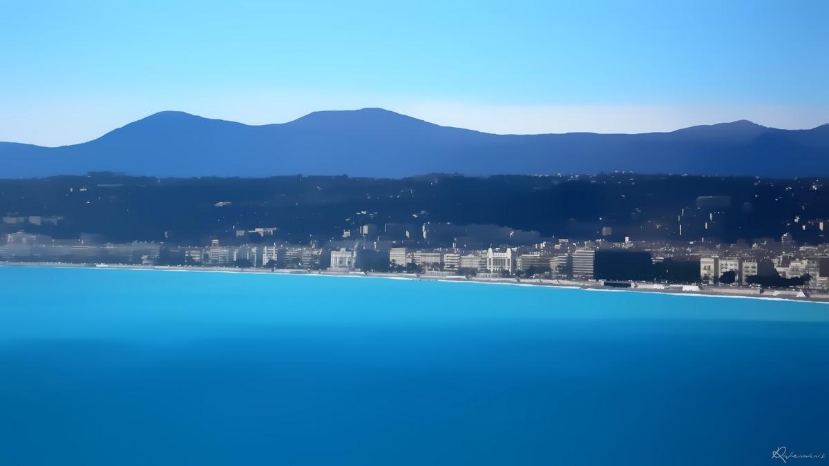 La Baie des Anges Nice