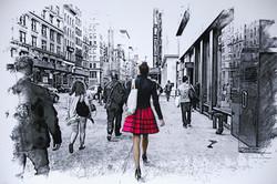 Pretty unknow Girl NYC