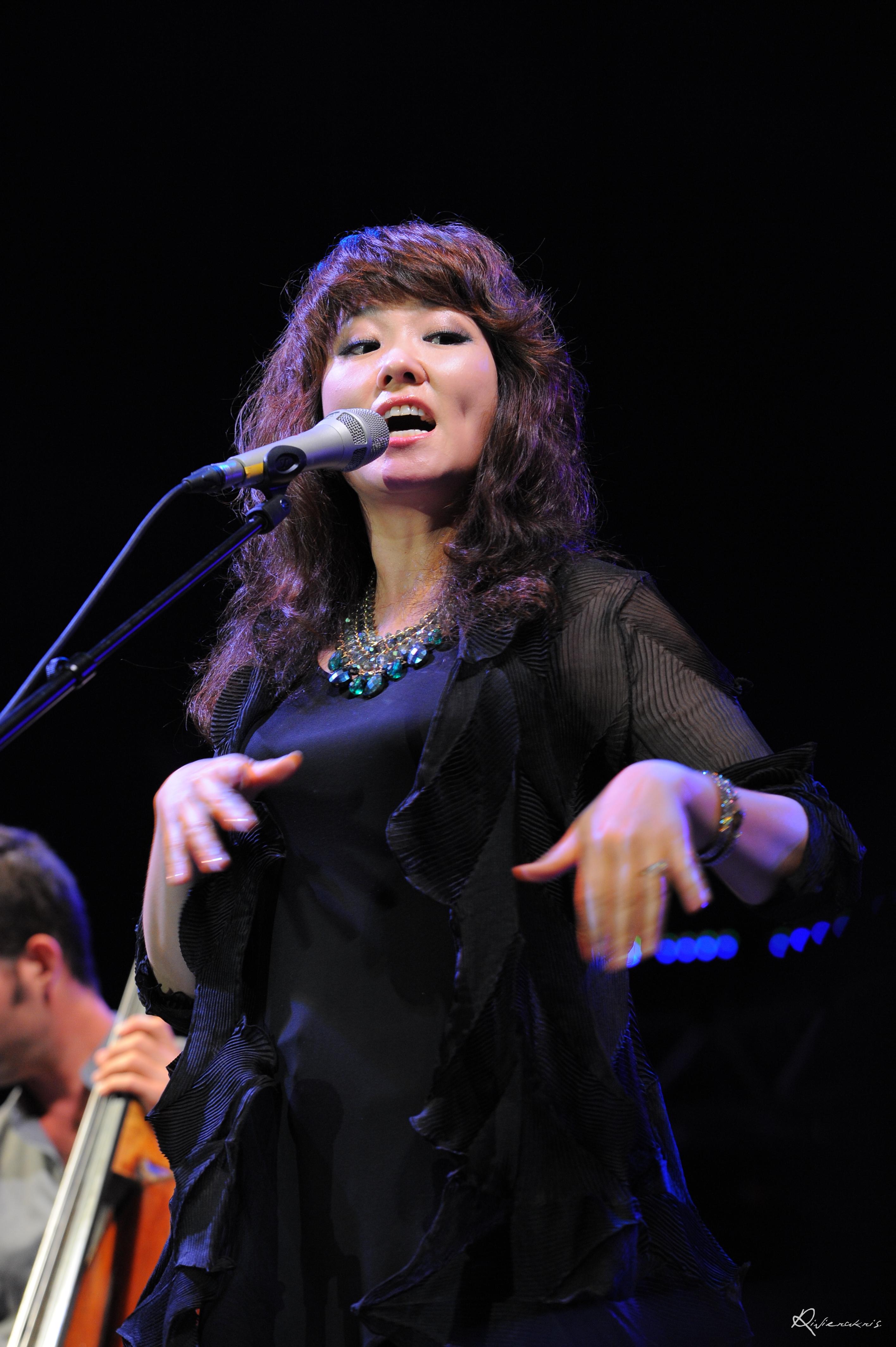 Youn Sun Nah Quartet