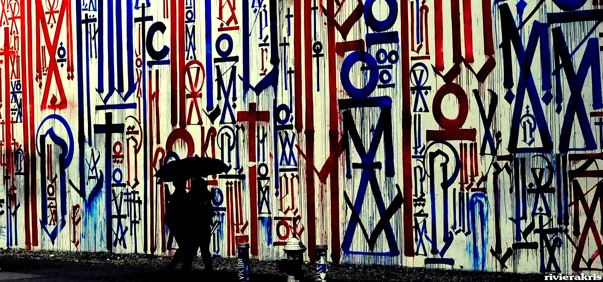 Retna Wall NYC