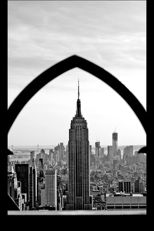 Impression Empire State Building