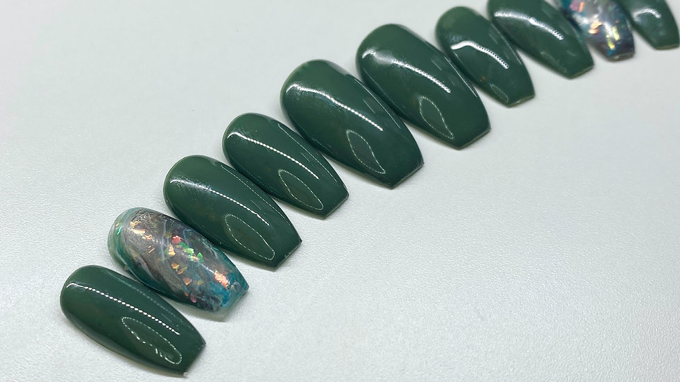 Khaki Opal Marble