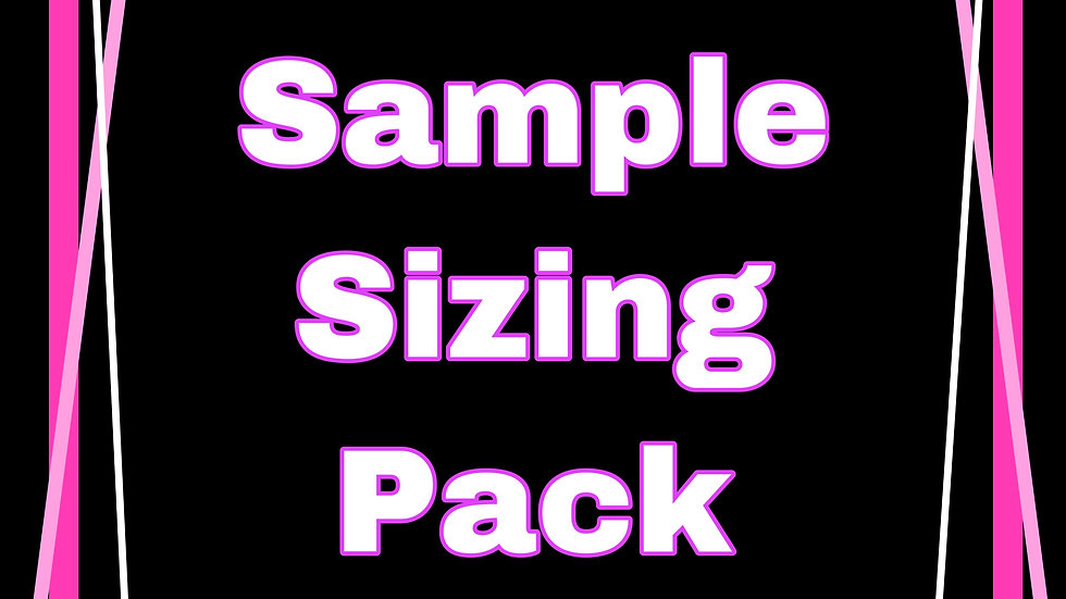 Press on Nails - Sample Sizing Pack