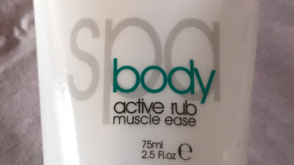 Eve Taylor Active Rub Muscle Ease