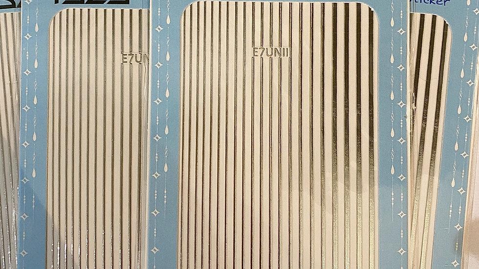 Nail Striping Stickers