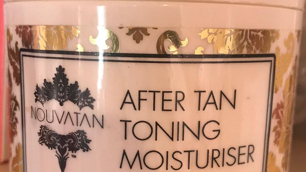 After Tan Toning Moisturiser