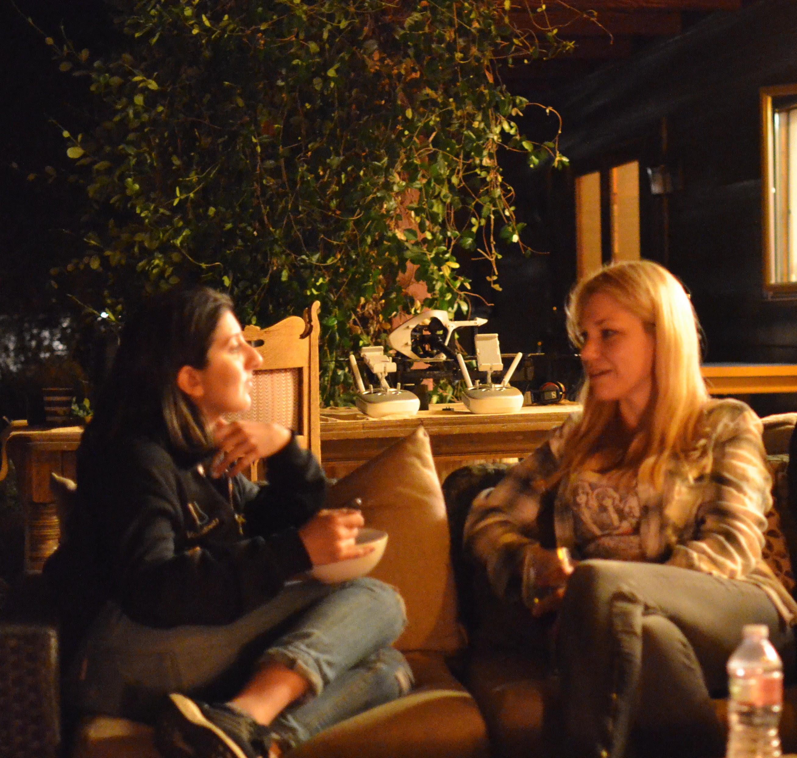 Kari Kimmel & Maya Batra