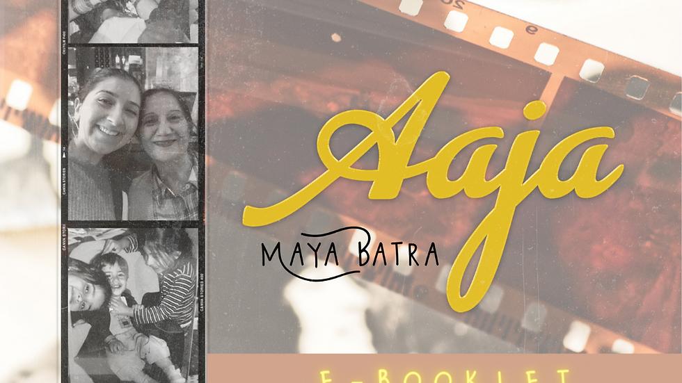 Aaja E-Booklet