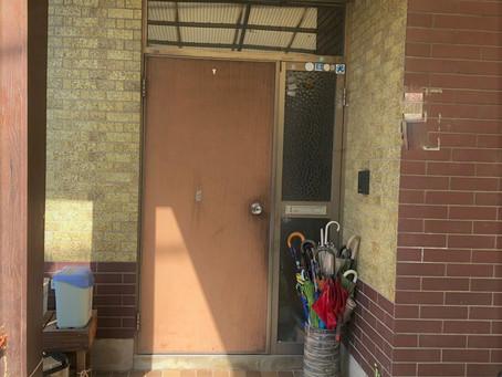 お家の『顔』玄関リフォーム