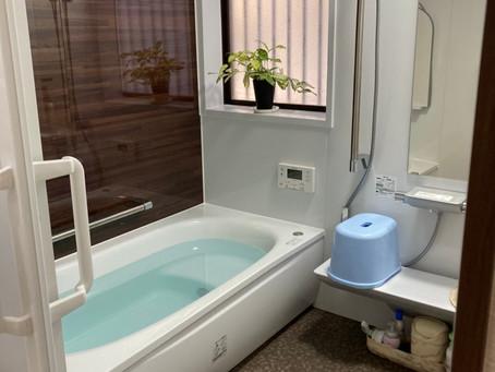 冬までにしたい!浴室リフォーム 完成編