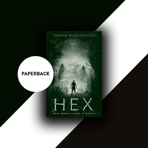 HEX English Language Paperback (EN)