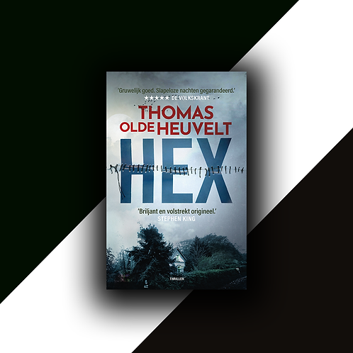 HEX Paperback (NL)