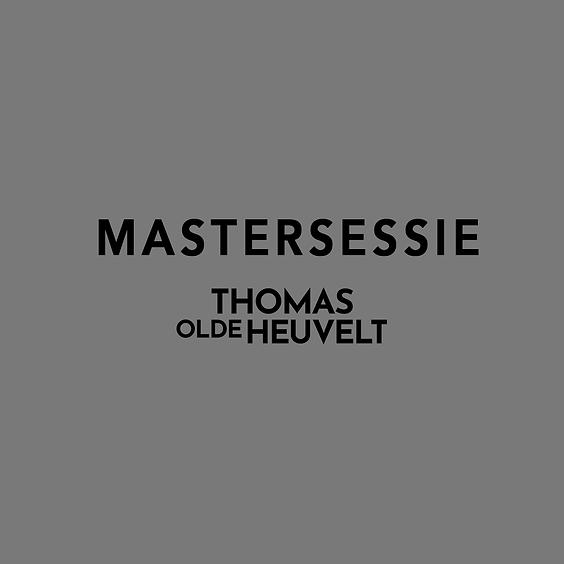 Mastersessie: Jouw individuele schrijfvragen