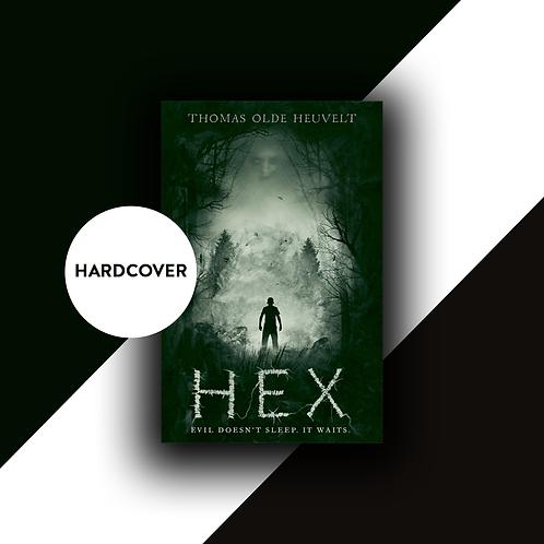 HEX English Language Hardcover (EN)