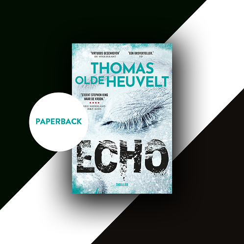 Echo Paperback (NL)