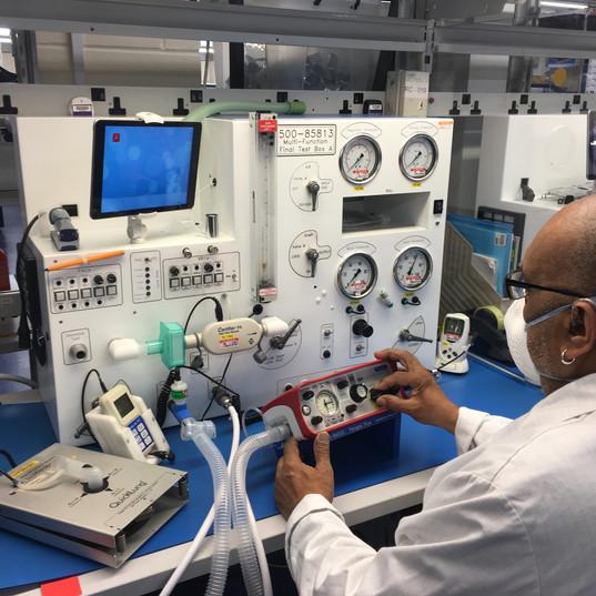 Male testing ventilator 1.JPG