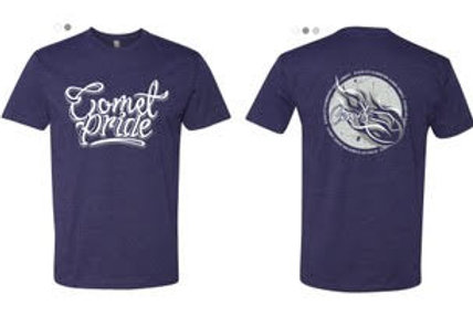 Youth Navy Comet Pride T-Shirt