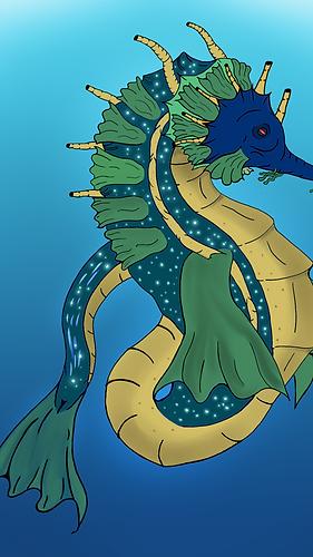 "Game Art ""Sea Horn"""